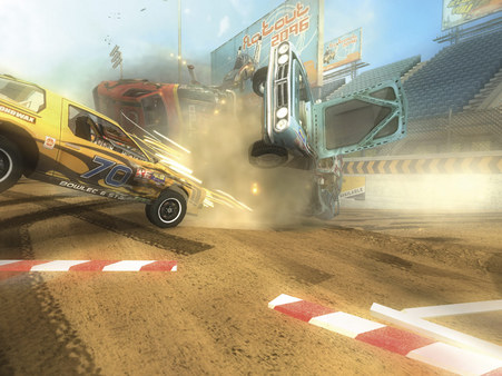 FlatOut 2 ( STEAM GIFT RU + CIS )