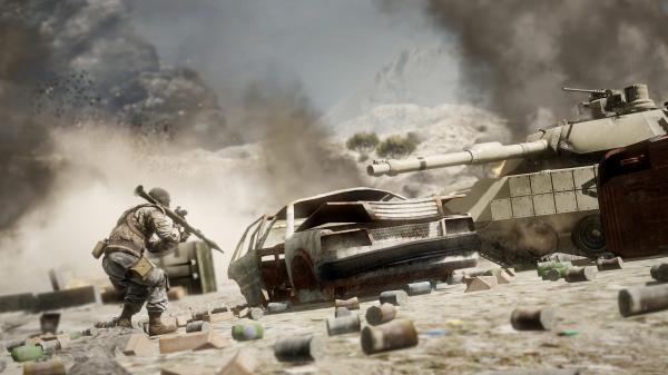Battlefield: Bad Company 2  ( STEAM GIFT RU + CIS )