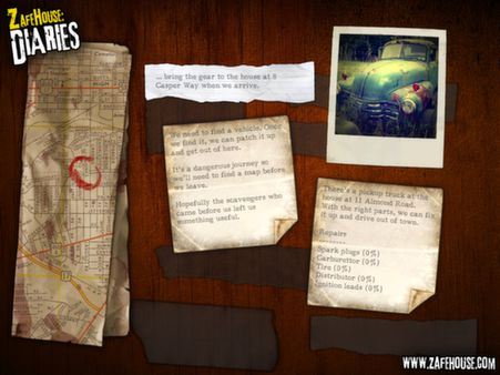 Zafehouse: Diaries ( Steam Key / Region Free ) GLOBAL