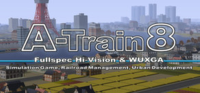 A-Train 8 ( Steam Key / Region Free )