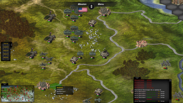 Tank Operations: European Campaign STEAM KEY GLOBAL