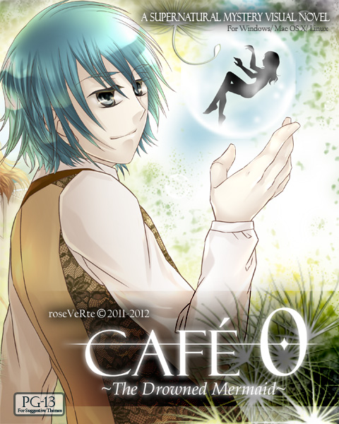 CAFE 0 ~The Drowned Mermaid~ DELUXE ( DESURA KEY )