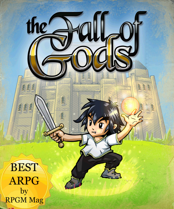 The Fall Of Gods (Desura Key / Region Free)