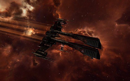 EVE Online: Rifter Krusual Skin ( LICENSE CODE )