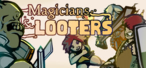 Magicians & Looters ( Steam Key / Region Free )