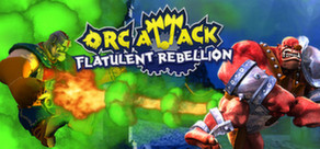 Orc Attack: Flatulent Rebellion STEAM GIFT REGION FREE