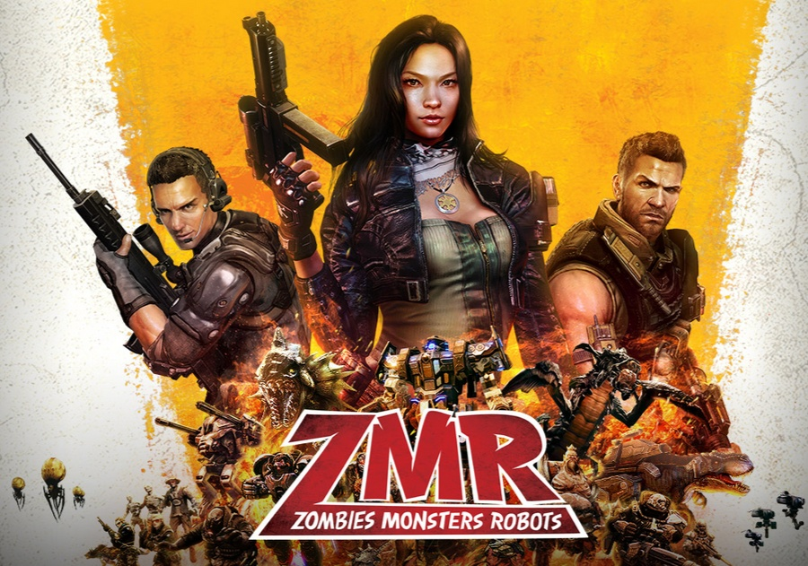 Zombies Monsters Robots Closed Beta Key Ключи ЗБТ