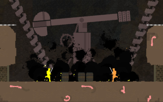 Nidhogg ( Steam Key / Region Free ) GLOBAL ROW
