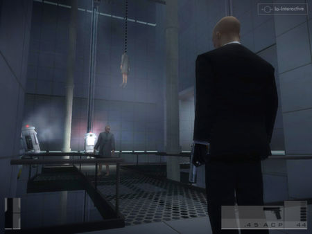 Hitman: Contracts STEAM KEY RU+CIS LICENSE 💎