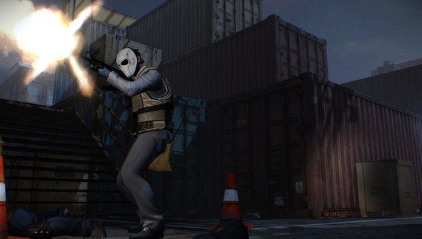 PAYDAY 2: Gage Weapon Pack 02 ( STEAM GIFT RU + CIS )