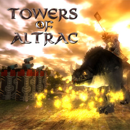 Towers of Altrac - Epic Defense Battles (Desura Key)