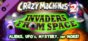 Crazy Machines 2: Invaders From Space DLC (STEAM KEY)
