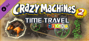 Crazy Machines 2: Time Travel Add-On STEAM KEY REG FREE