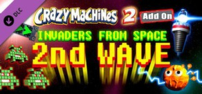 Crazy Machines 2 Invaders From Space 2nd Wave DLC STEAM