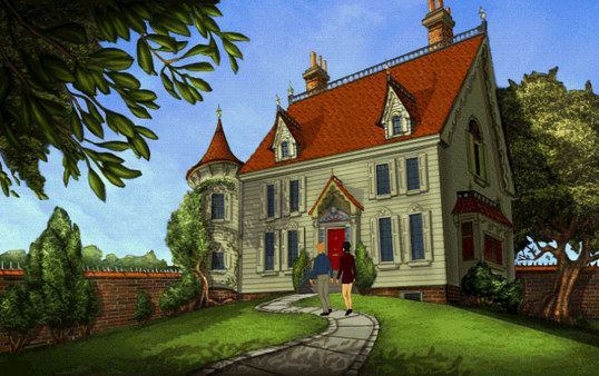 Broken Sword 2 the Smoking Mirror: Remastered STEAM KEY