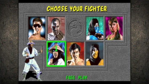 Mortal Kombat Arcade Kollection STEAM KEY REGION FREE