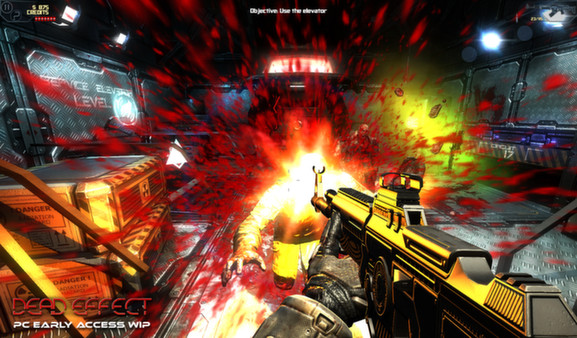 Dead Effect ( Steam Key / Region Free ) GLOBAL ROW