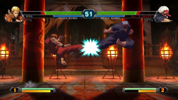 THE KING OF FIGHTERS XIII STEAM EDITION ( STEAM / ROW )
