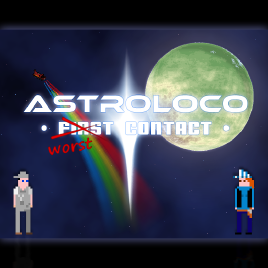 Astroloco: Worst Contact ( Desura Key / Region Free )