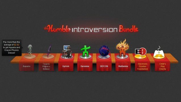 Humble Introversion Bundle ( Desura Key / Region Free )