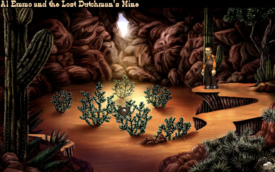 Al Emmo and the Lost Dutchman's Mine (STEAM KEY)