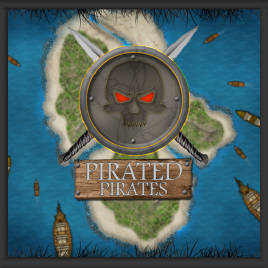 Pirated Pirates ( Desura Key / Region Free )