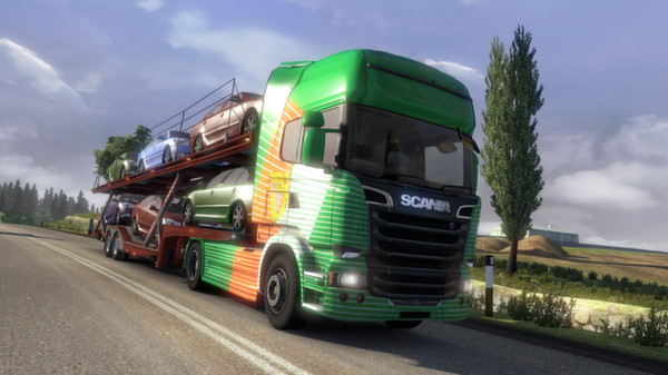 Euro Truck Simulator 2 Irish Paint Jobs Pack STEAM GIFT