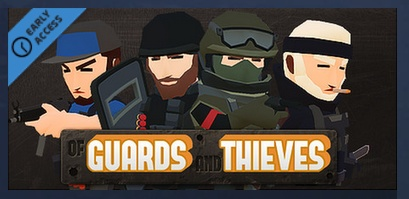 Of Guards And Thieves STEAM KEY REGION FREE GLOBAL