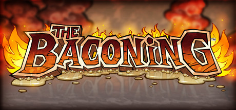 The Baconing ( Steam Key / Region Free ) GLOBAL ROW