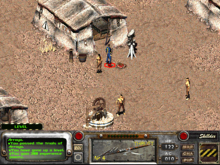Fallout 2: A Post Nuclear Role Playing Game STEAM KEY