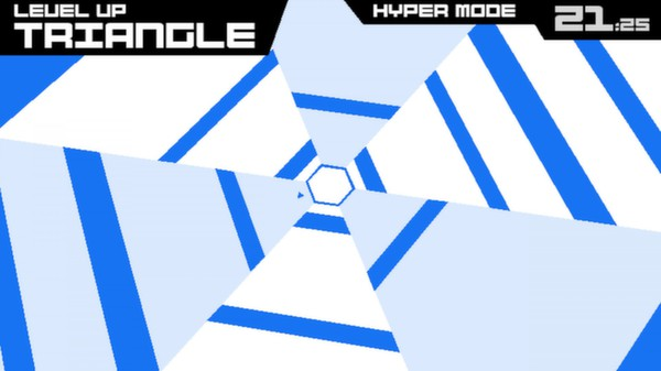 Super Hexagon   ( STEAM / Region Free )