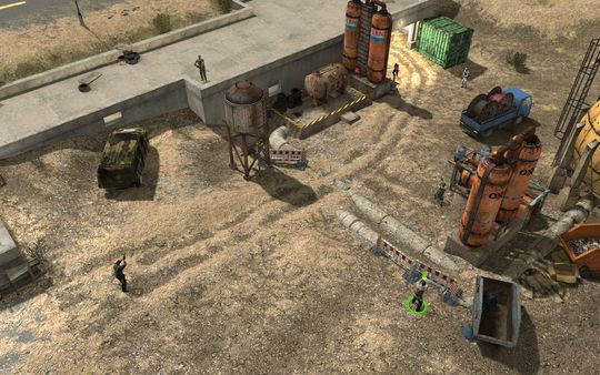 Jagged Alliance - Back in Action STEAM KEY GLOBAL ROW