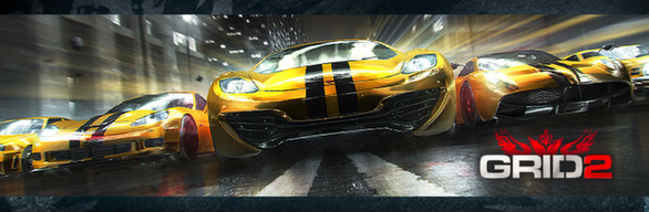 GRID 2 All In DLC Pack  ( Steam Gift / Region Free )