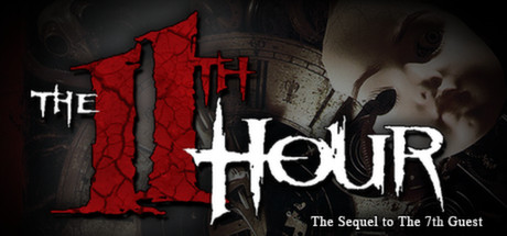 7th Guest & 11th Hour Bundle STEAM KEY REGION FREE ROW