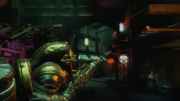 BioShock 2 + Remastered ( STEAM GIFT RU + CIS )