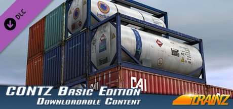 Trainz Simulator DLC: CONTZ Pack - Basic Edition STEAM