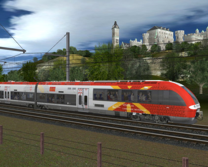 Trainz Simulator DLC: SNCF - AGC Languedoc STEAM KEY
