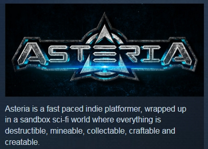 Asteria  STEAM KEY REGION FREE GLOBAL &#128142