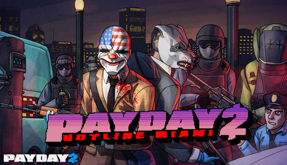 PAYDAY 2: Hotline Miami   ( STEAM GIFT RU + CIS )