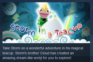 Storm in a Teacup ( Steam Key / Region Free ) GLOBAL