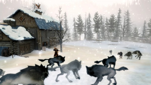 Sang-Froid: Tales of Werewolves STEAM KEY REGION FREE