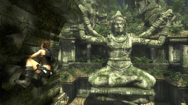 Tomb Raider: Underworld ( STEAM GIFT RU + CIS )