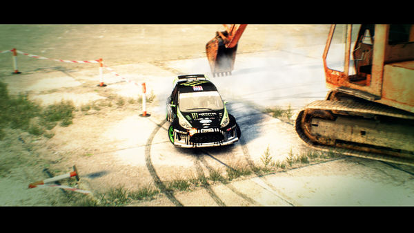 DiRT 3 Complete Edition STEAM KEY REGION FREE GLOBAL