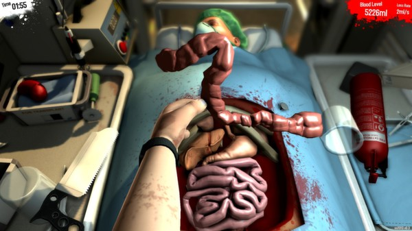 Surgeon Simulator: Anniversary Edition STEAM GIFT