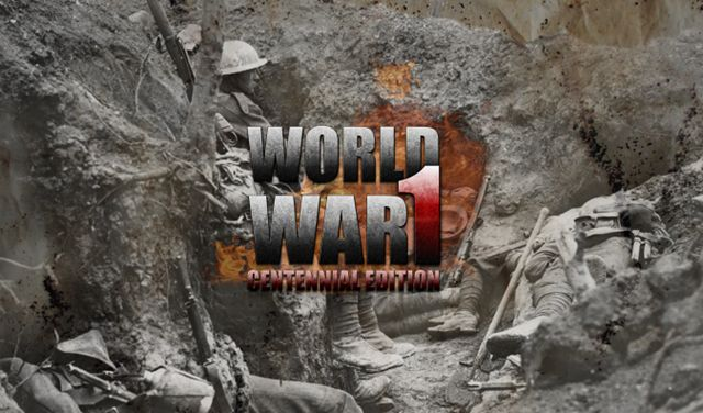 World War 1 Centennial Edition ( STEAM KEY REG. FREE )