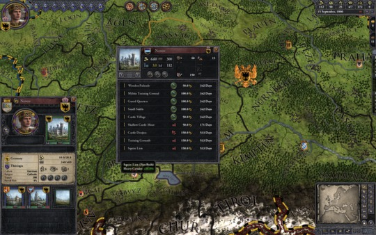 Crusader Kings 2 II STEAM KEY REGION FREE GLOBAL 💎