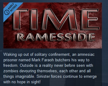 Time Ramesside ( Steam Key / Region Free ) GLOBAL ROW
