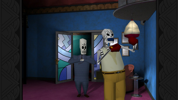 Grim Fandango Remastered STEAM KEY REGION FREE GLOBAL