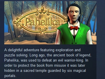 Pahelika: Secret Legends   ( Steam Key / Region Free )