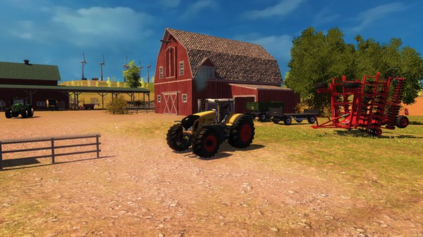 Professional Farmer 2014 America DLC STEAM KEY GLOBAL